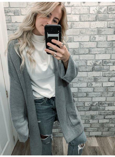 Frankie Cardigan | Grey