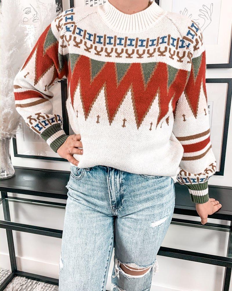 Grandpa Sweater | One Size