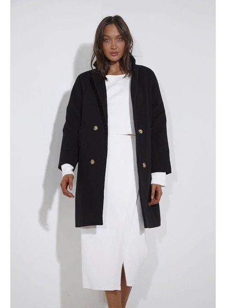 Chicago Coat | Black