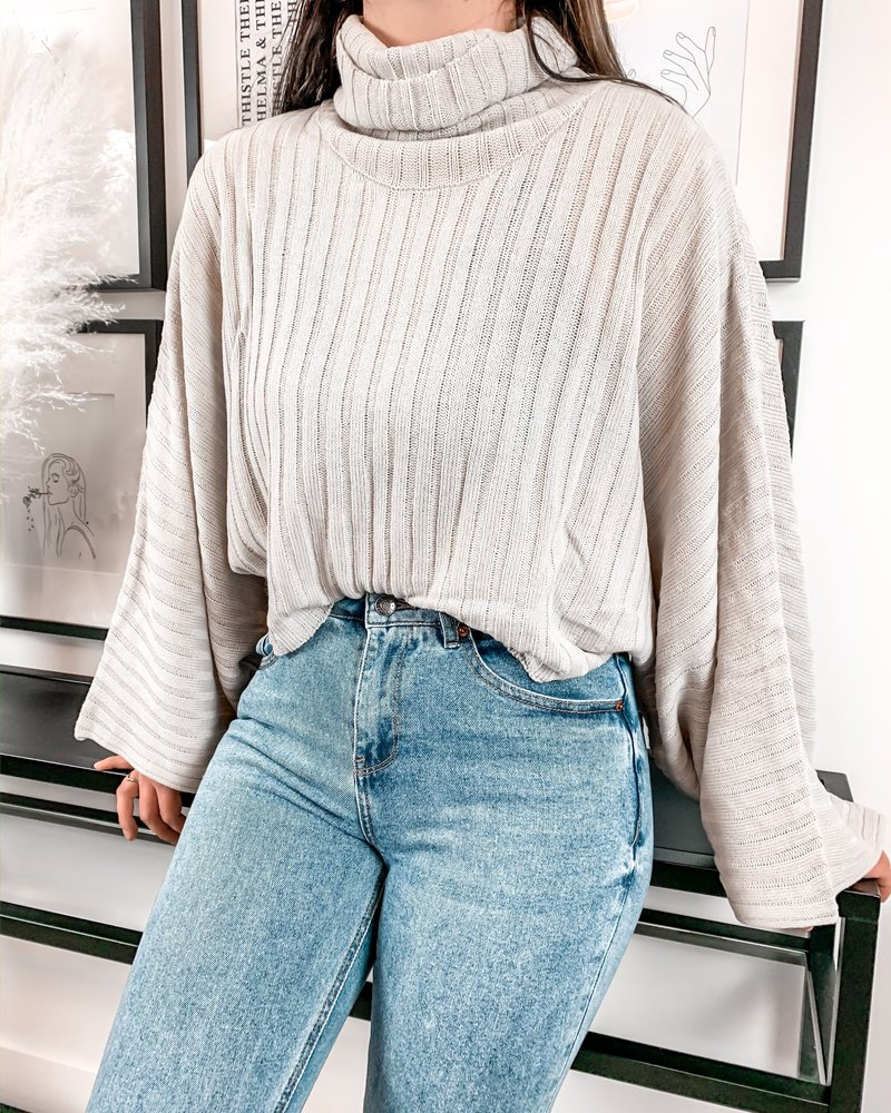 Leslie Ribbed Knit