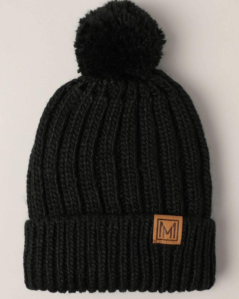 Sherpa Pom Pom | Black