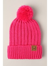 Sherpa Pom Pom | Hot Pink