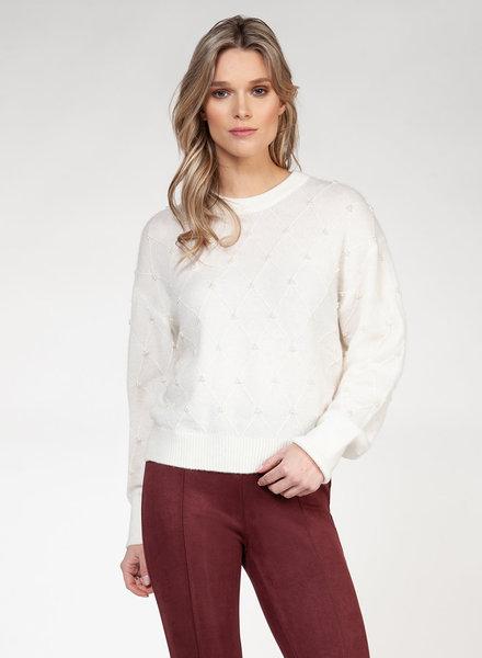 Pearled Sweater