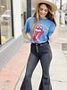 Rolling Stones I Like It Boyfriend Tee