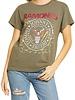 Ramones Leopard Crest Tour Tee