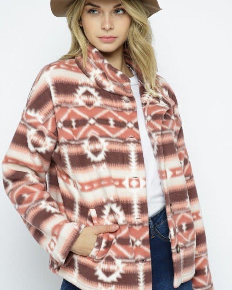 Nora Jaquard Jacket