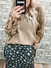 Free People Around The Clock Pullover | Army