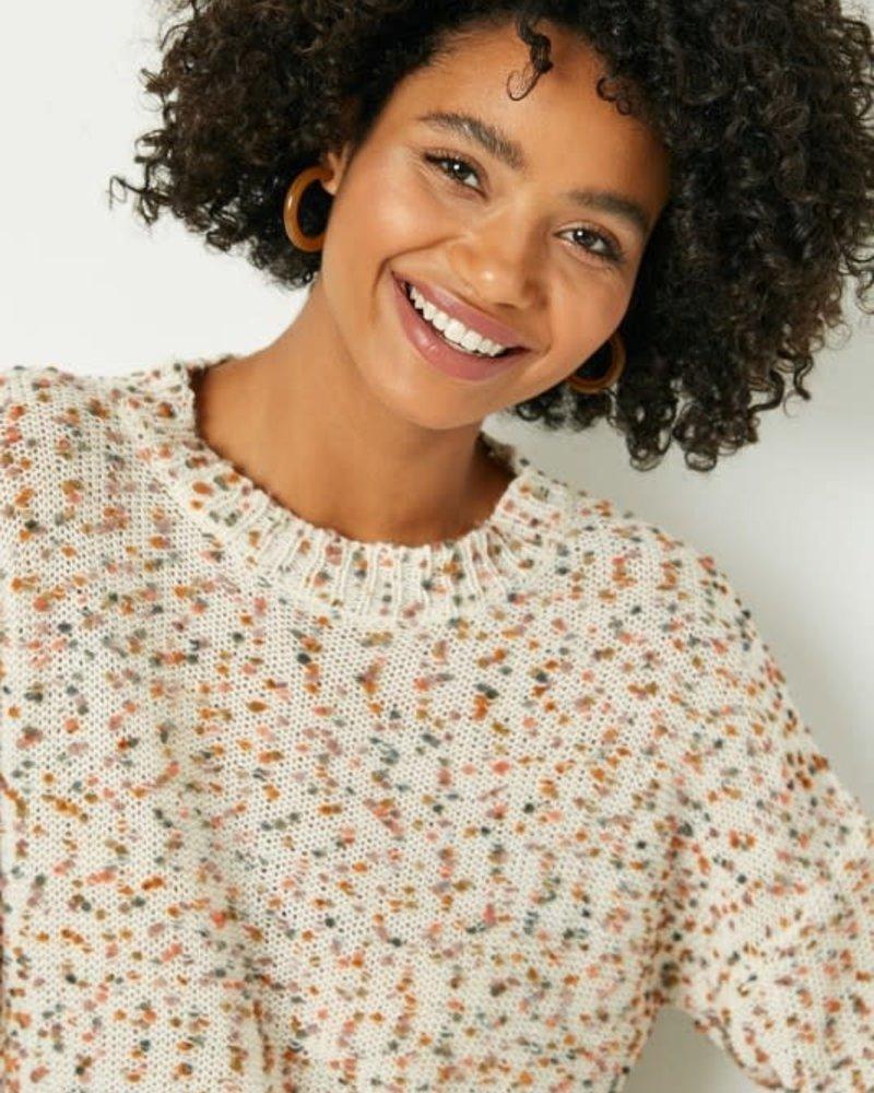 Bella Confetti Knit Sweater