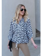 Layla Leopard Long Sleeve