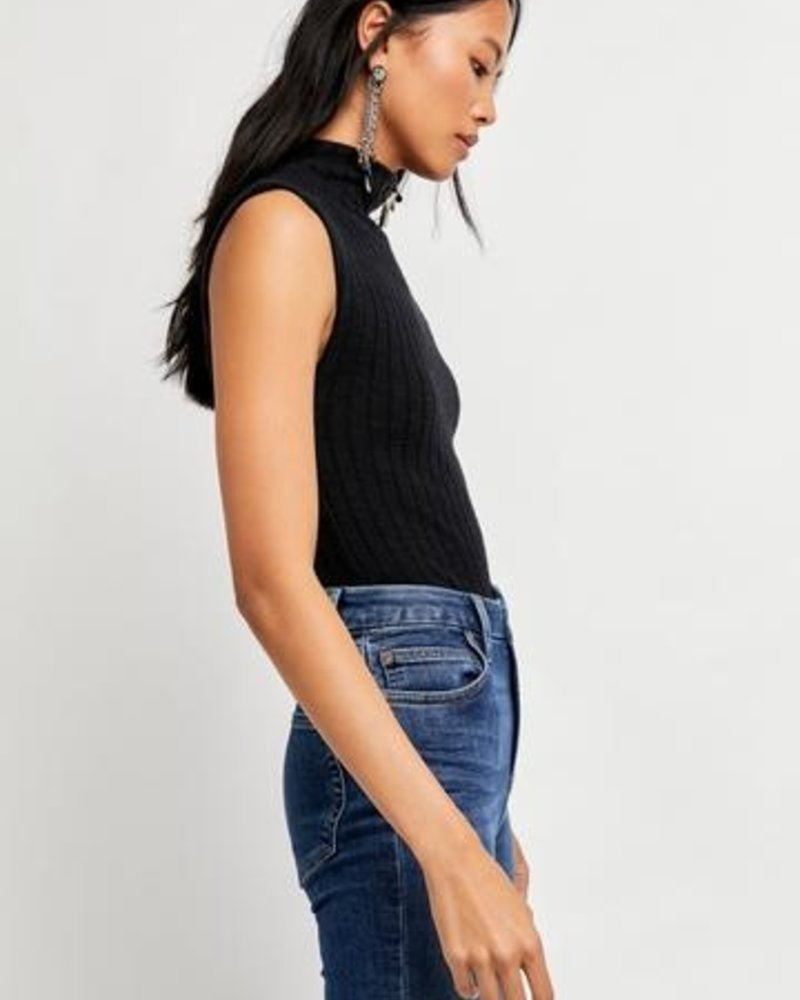 Free People Babe Town Baby Tee