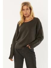 Starshine Sweater | Charcoal