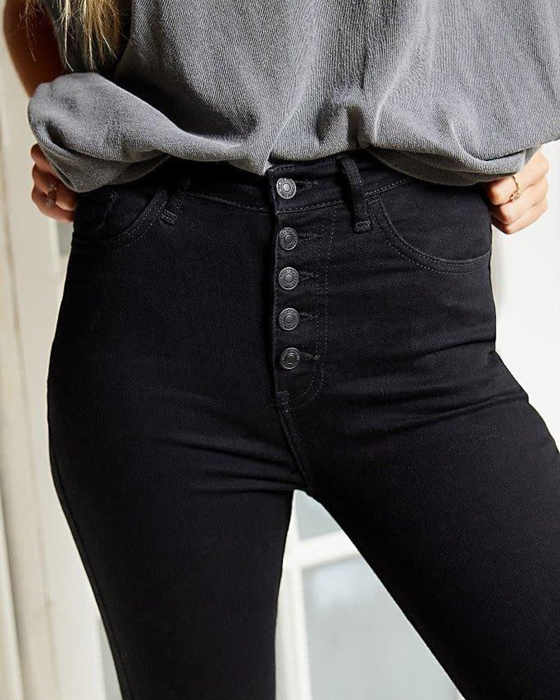 Free People Sabrina Super Skinny Jeans