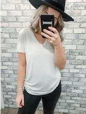 Alanna Tee | White