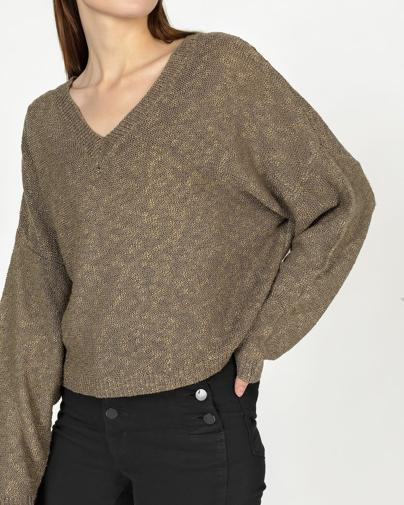 Cameron Sweater | Dusty Olive