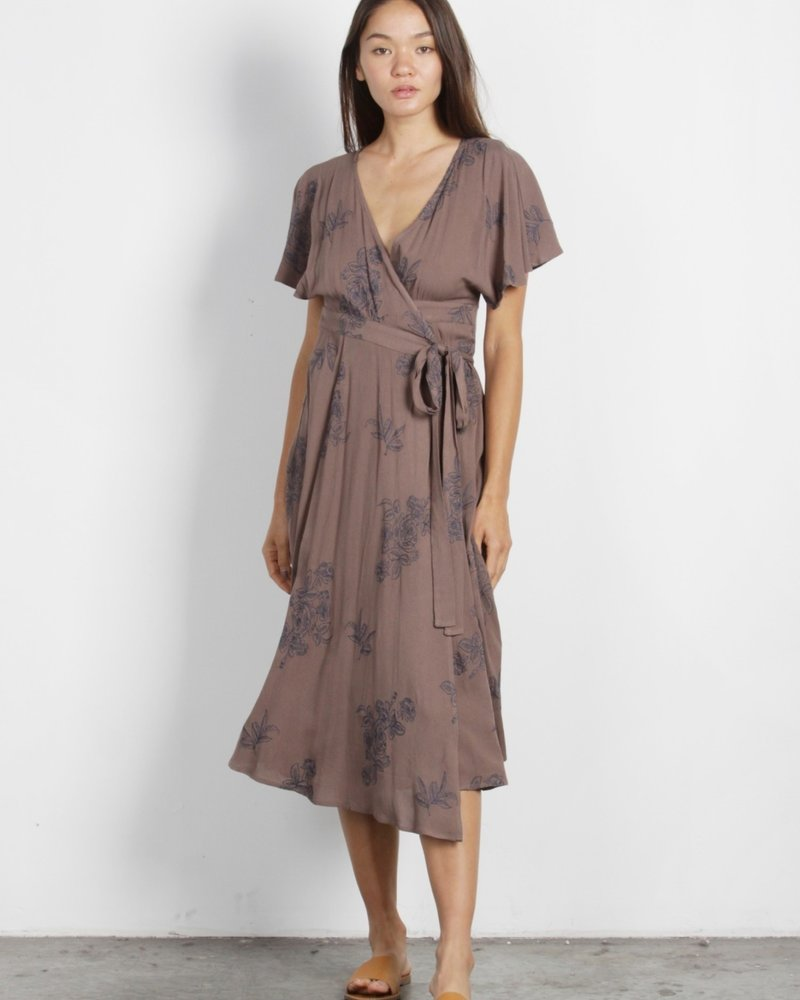 Heidi Dress | Taupe