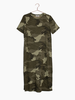 Barrett Camo Dress
