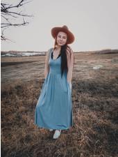 Gracie Dress | Blue