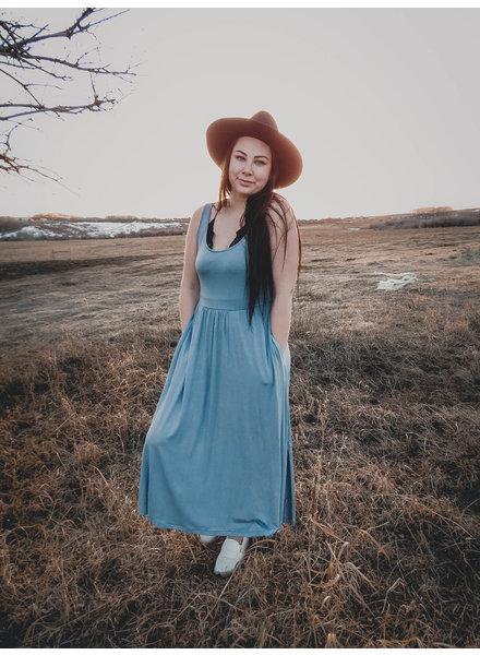 Gracie Dress   Blue