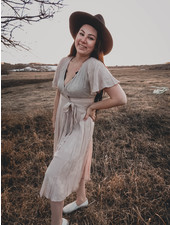 Heidi Dress | Blush