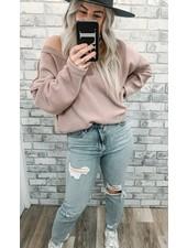 Annie Sweater | Purple