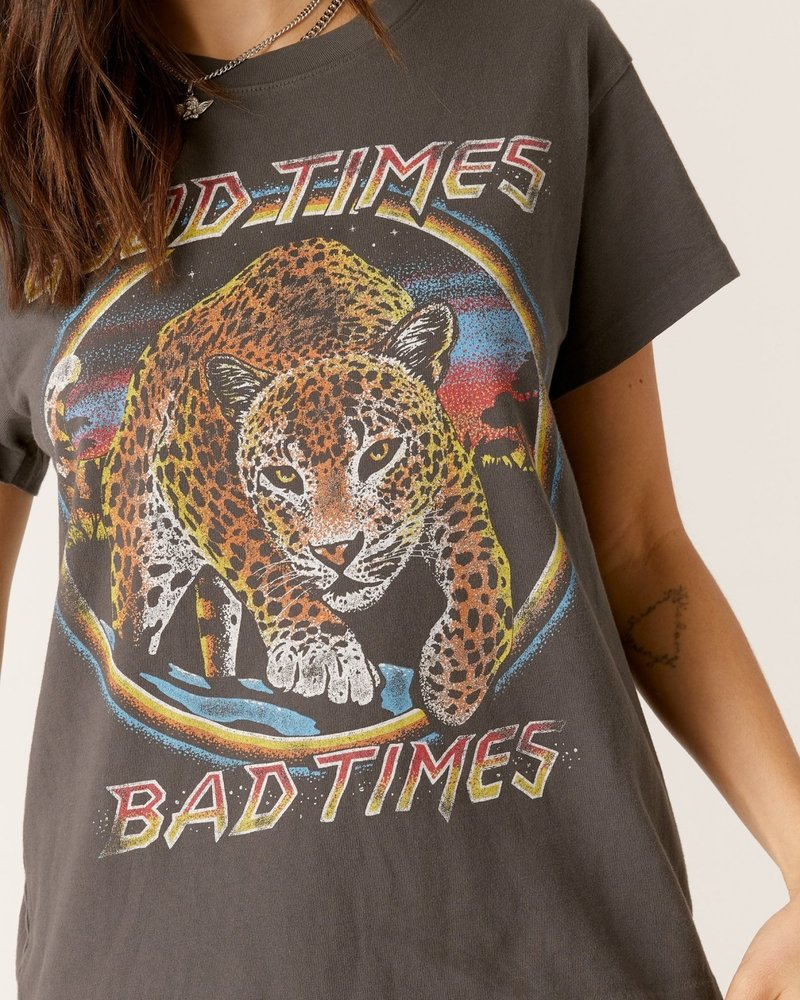 Good Times Bad Times Tour Tee