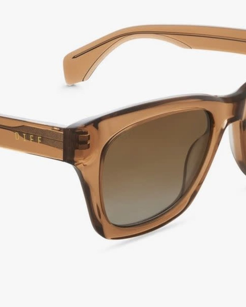 DIFF Dean | Dunes Crystal Brown Gradient Polarized