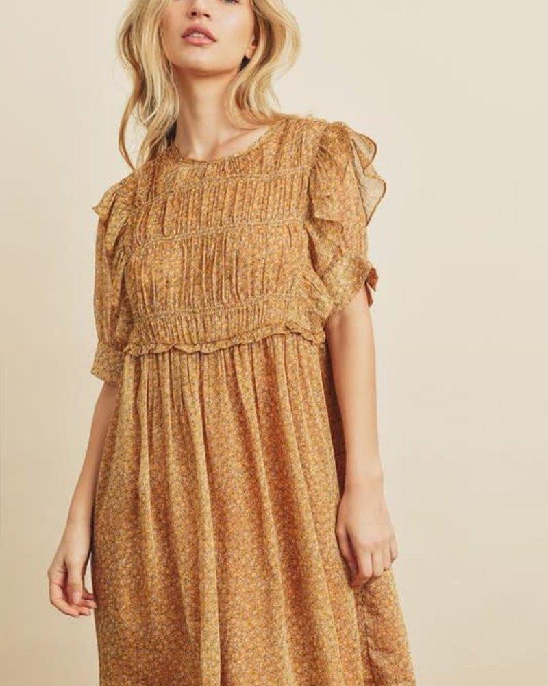 Goldie Swing Dress