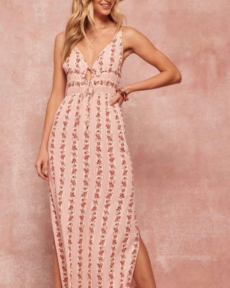 Amber Keyhole Cami Maxi Dress