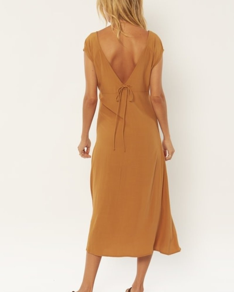 Here For It Woven Dress