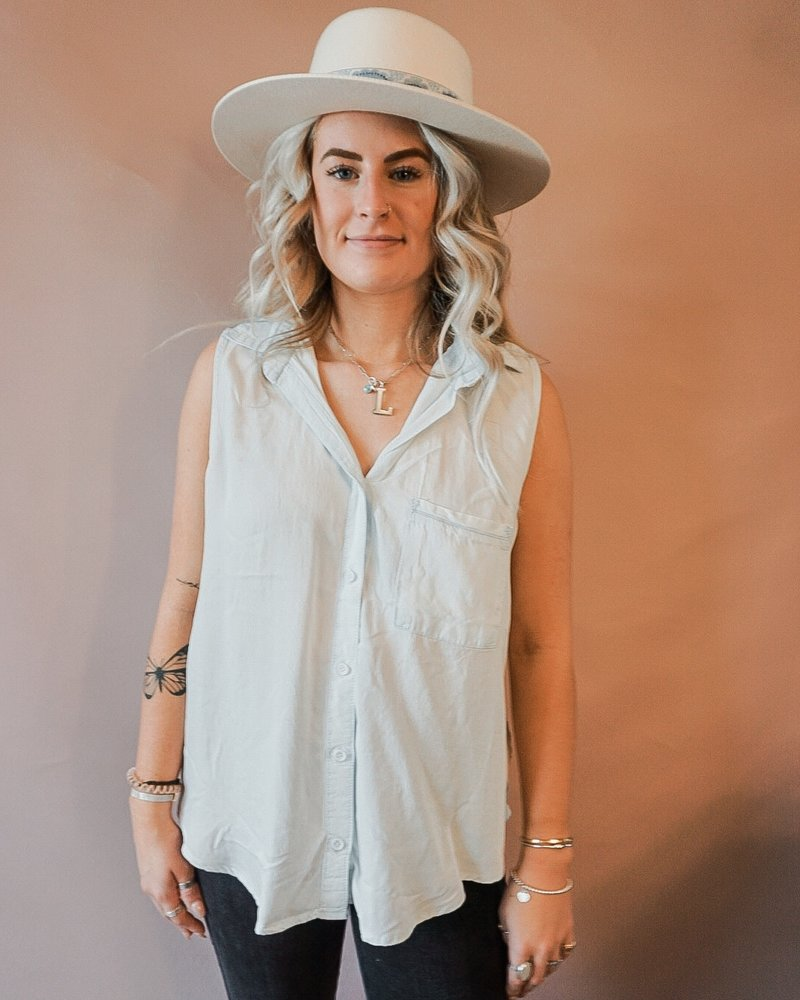 Willow Button Front Shirt
