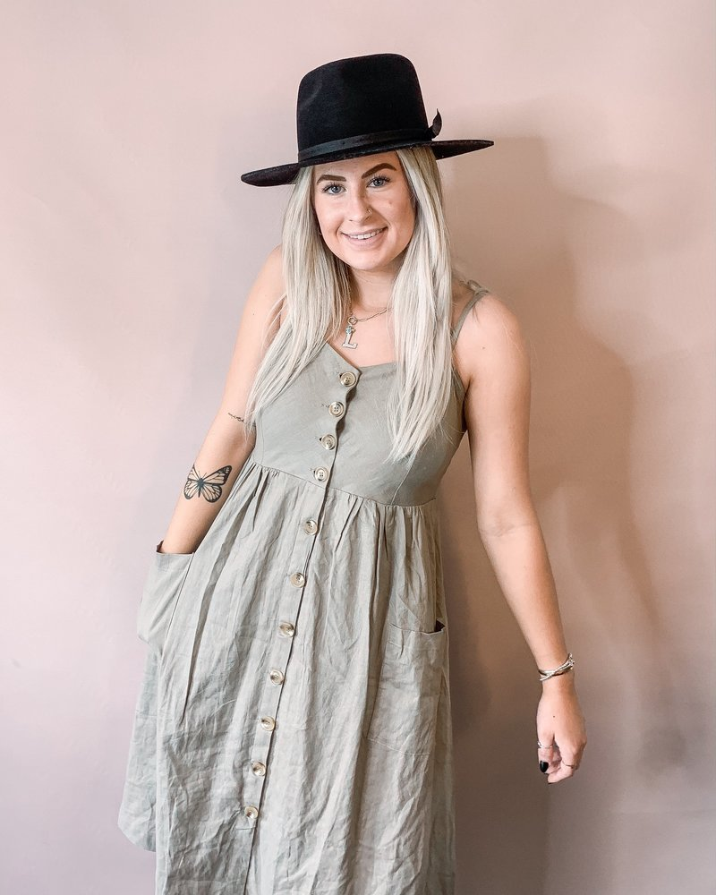 The Berit Dress | Two Colors!