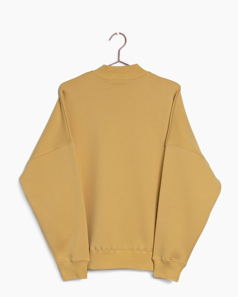 Troy Sweater | Yellow