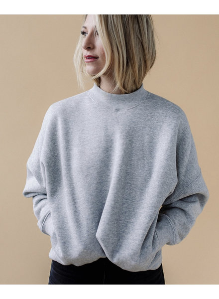 Troy Sweater | Grey