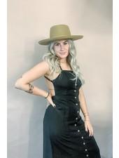 Sahara Woven Maxi Dress