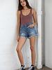 Kaia Denim Shorts