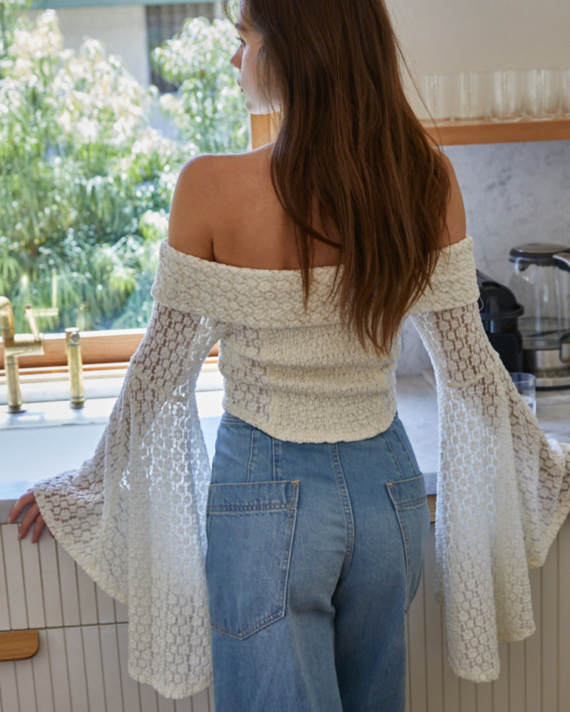 Sia Bell Sleeve Top