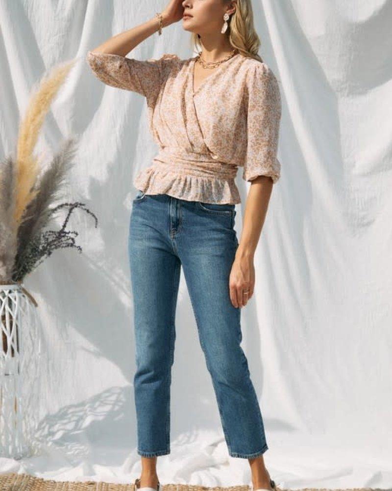 Kara Lee Floral Blouse