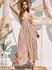 Alina Print Maxi Dress