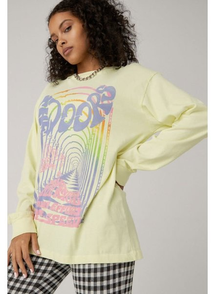 The Doors 1967 Poster Long Sleeve