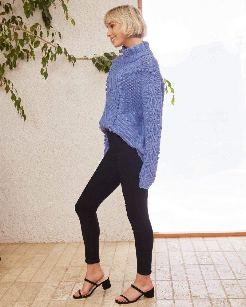Nessie Knit | Blue