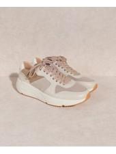 The Maddie | Sporty Platform Sneaker