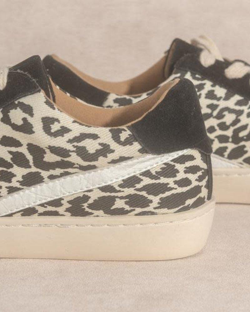 The Jordan | Leopard Lowtop Sneaker