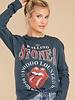 Rolling Stones Voodoo Lounge Oversized Long Sleeve