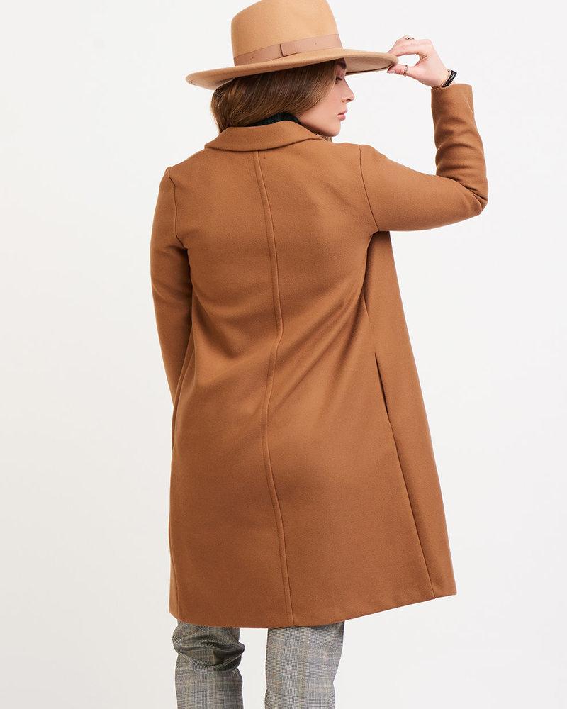 Lilah Lapel Coat