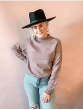 Aleah Sweater | Mulberry