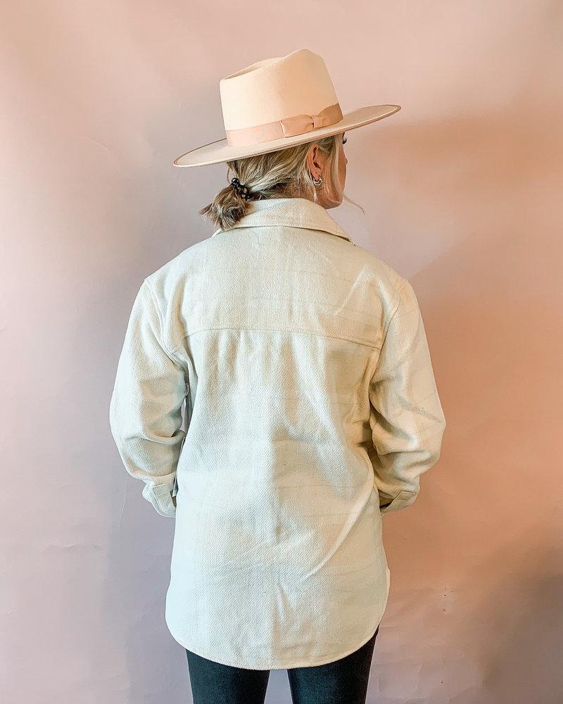 Ruth Shacket | Cream/Beige
