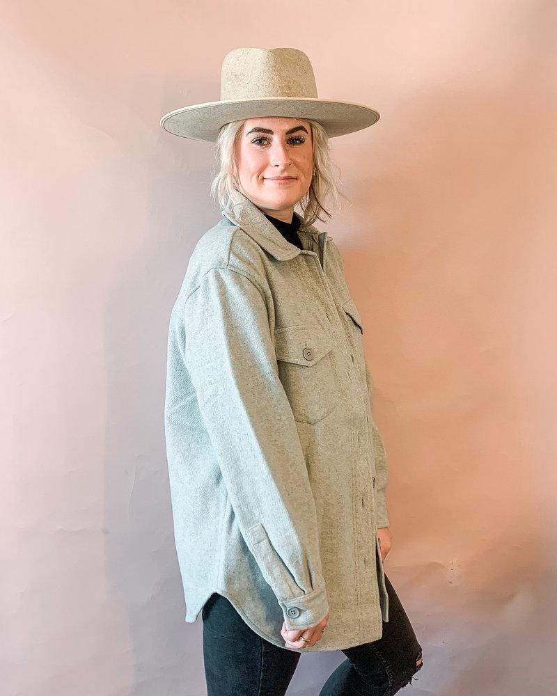 Ruth Shacket | Pale Grey