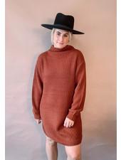 Rustwood Sweater Dress