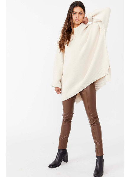 Free People Peaches Tunic   Ivory