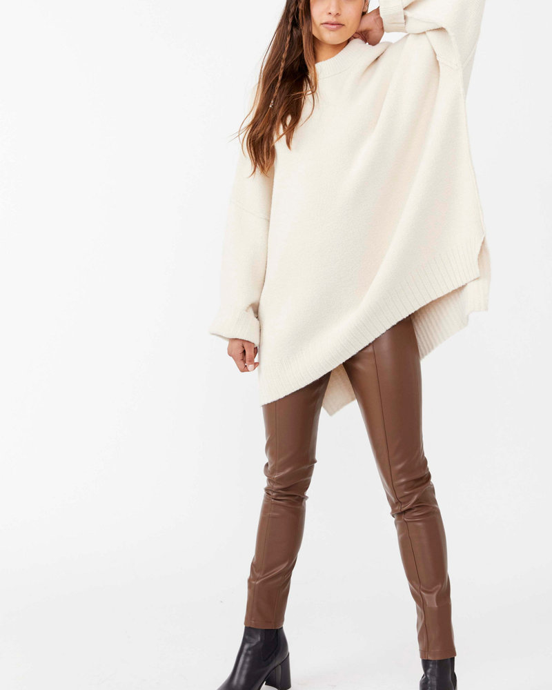 Free People Peaches Tunic | Ivory